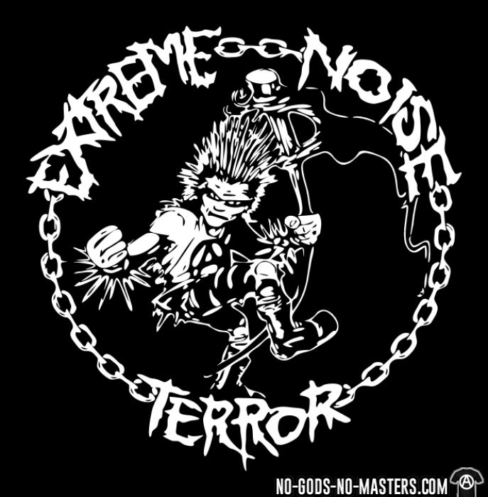 Extreme Noise Terror - Band Merch Local T-shirt