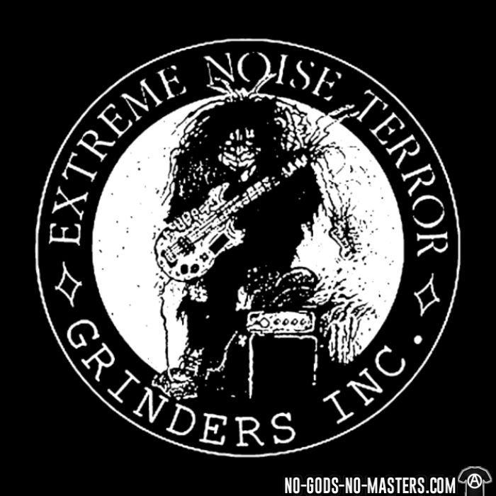 Extreme Noise Terror - Grinders inc. - Band Merch T-shirt