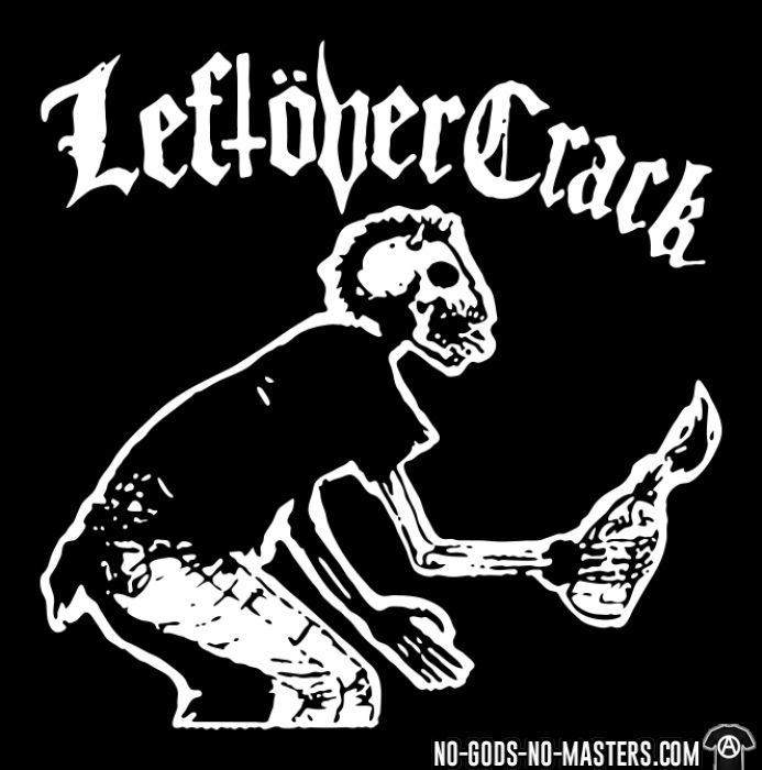 Leftover Crack - Band Merch Long sleeves