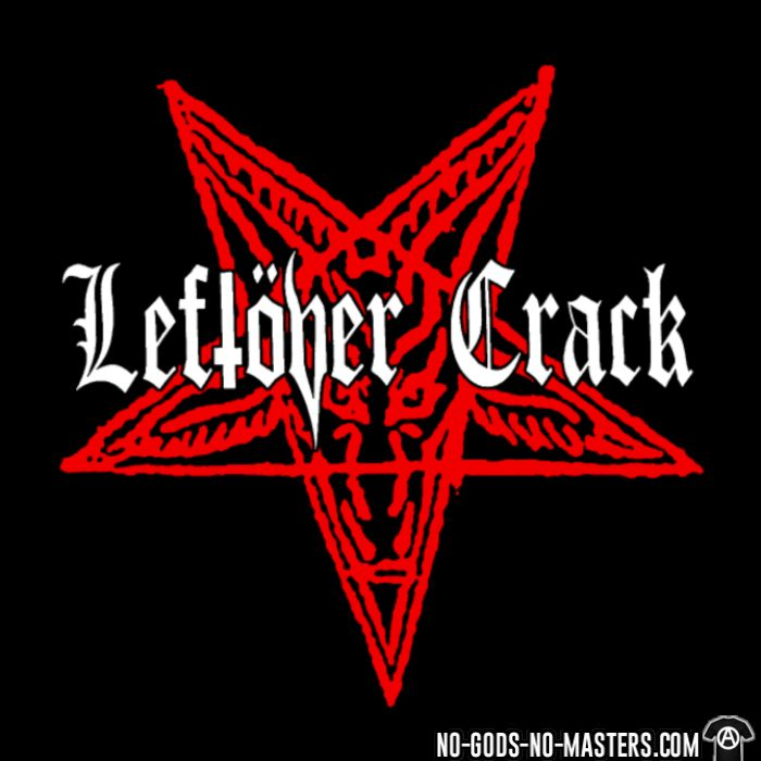 Leftover Crack - Band Merch Organic T-shirt