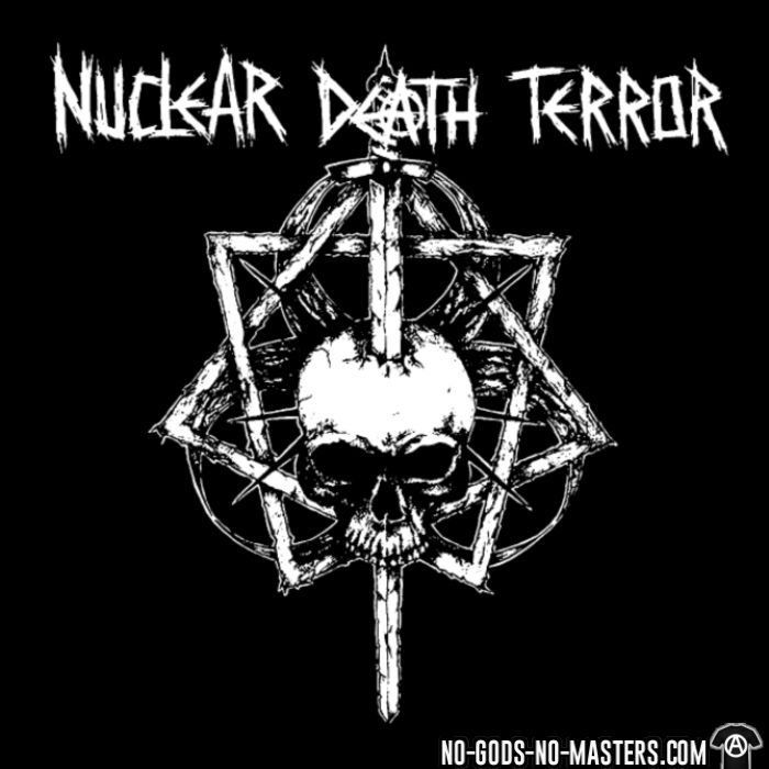 Nuclear Death Terror - Band Merch T-shirt