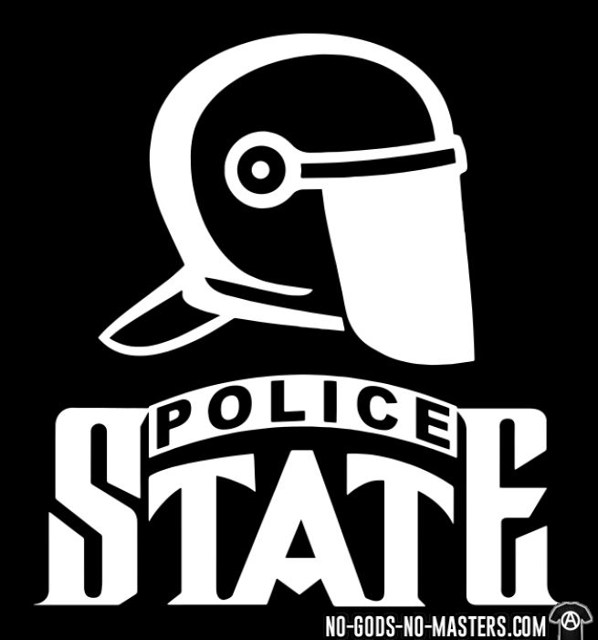 Police State - ACAB T-shirt