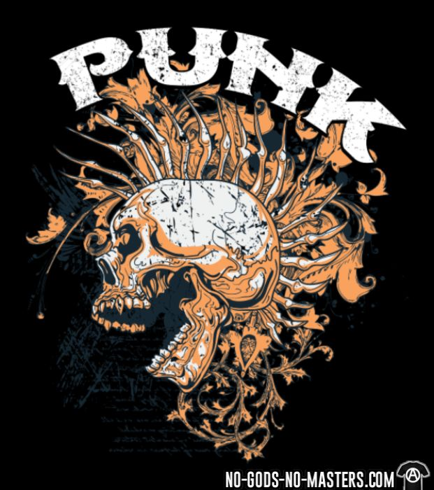 Punk - Punk Women T-shirt