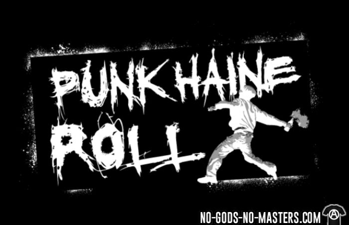 Punk Haine Roll - Band Merch T-shirt