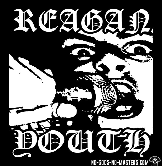 Reagan Youth - Band Merch Women Organic
