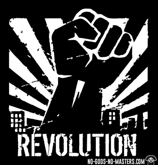 Revolution - Activist Long sleeves