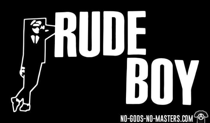 Rude boy - Ska T-shirt