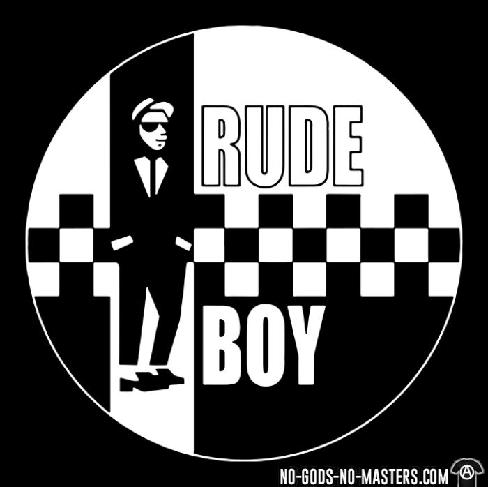 Rude boy - Ska Tank top