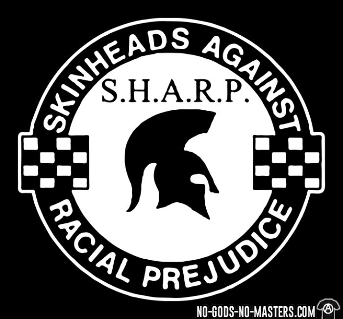 S.H.A.R.P. Skinheads Against Racial Prejudice - Skinhead Women T-shirt