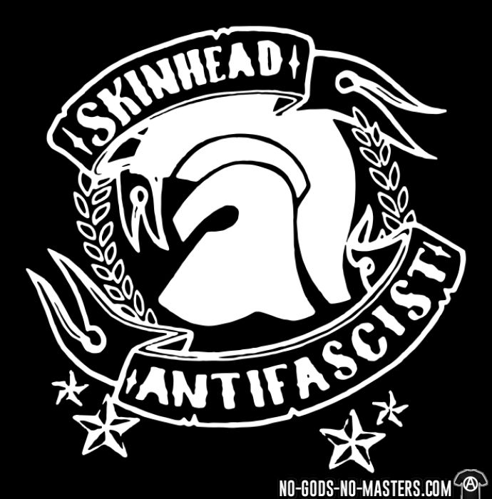 Skinhead antifascist - Anti-fascist Long sleeves