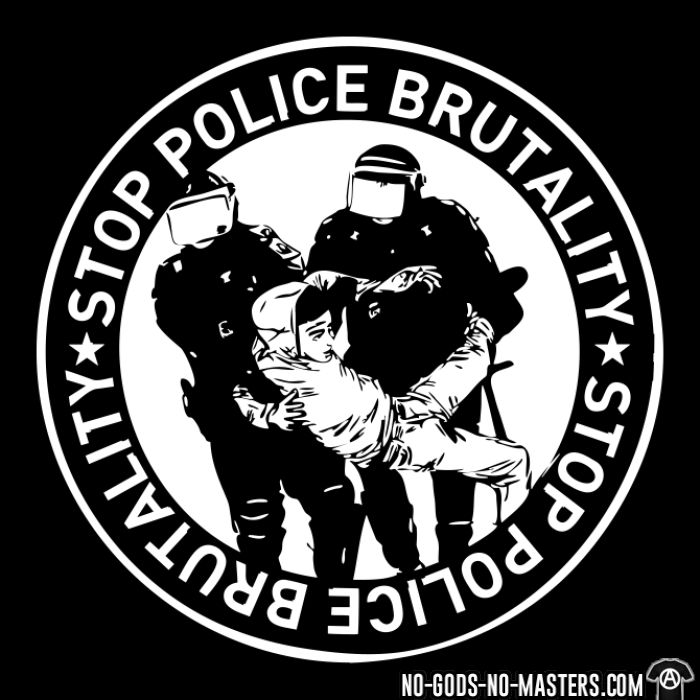 Stop police brutality - ACAB T-shirt