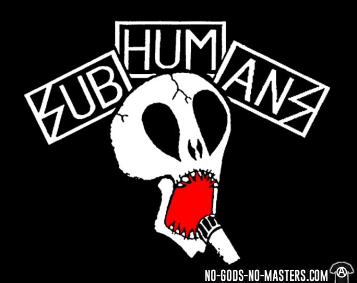 Subhumans - Band Merch T-shirt