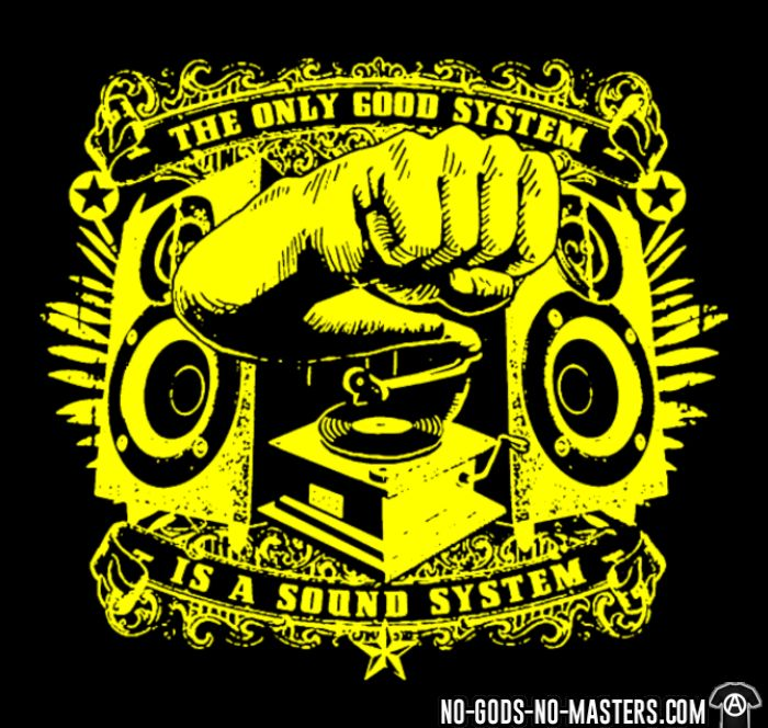 The only good system is a sound system - Ska Tank top