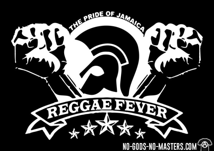 The pride of Jamaica reggae fever  - Ska T-shirt