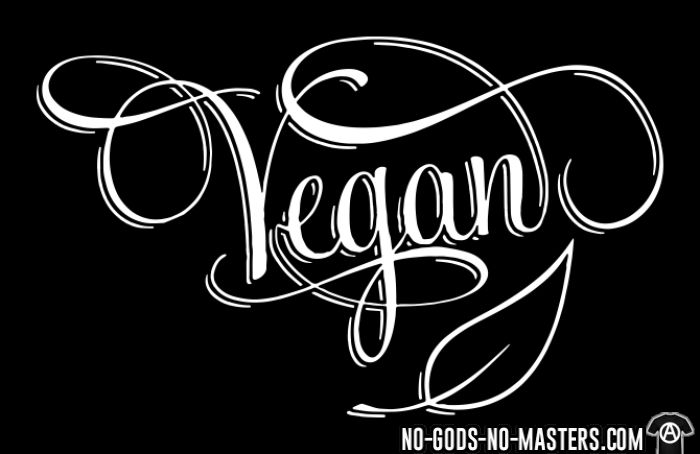 Vegan - Animal Liberation T-shirt