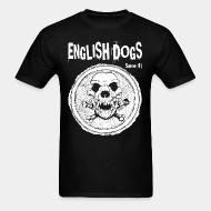 T-shirt English Dogs - Since 81
