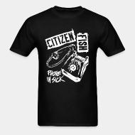 T-shirt Citizen Fish - Phone in sick