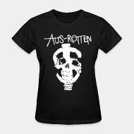 Women T-shirt Aus-Rotten