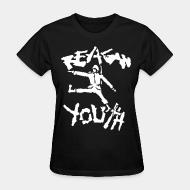 Women T-shirt Reagan Youth