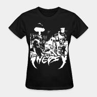 Women T-shirt Inepsy