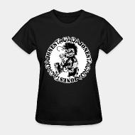 Women T-shirt Tagada Jones