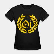 Women T-shirt Oi!