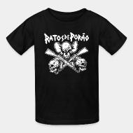 Kid's t-shirt Ratos De Porao