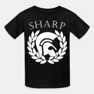 Kid's t-shirt Sharp