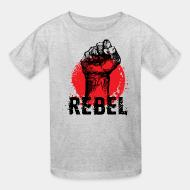 Kid tshirt Rebel