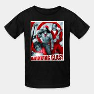 Kid tshirt Working class