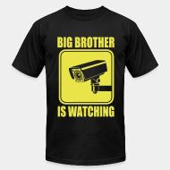 Local product Big brother is watching