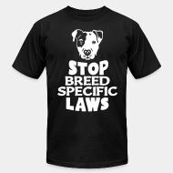Local product Stop breed specific laws