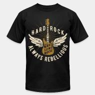 Local product Hard rock always rebellious - let's make some noise