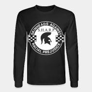 Long sleeves S.H.A.R.P. Skinheads Against Racial Prejudice