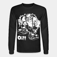 Long-sleeves crewneck Oi!!