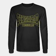 Long-sleeves crewneck Skinhead reggae