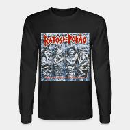 Long-sleeves crewneck Ratos De Porao - Onisciente coletivo