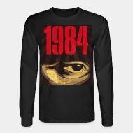 Long-sleeves crewneck 1984 (George Orwell)