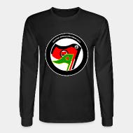 Long sleeves Support worldwide resistance