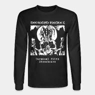 Long sleeves Deviated Instinct - Terminal filth stenchore