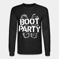 Long-sleeves crewneck Boot party