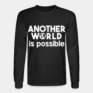 Long sleeves Another world is possible