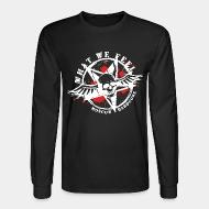 Long-sleeves crewneck What We Feel - Moscow hardcore