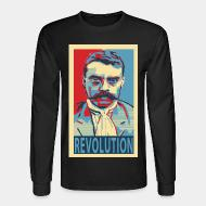 Long sleeves Revolution (Emiliano Zapata)