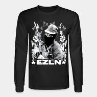 Long-sleeves crewneck EZLN