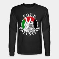 Long sleeves Free palestine