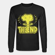 Long-sleeves crewneck The end