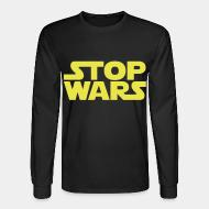 Long-sleeves crewneck Stop Wars
