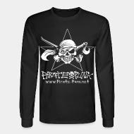 Long sleeves Pirate Punk