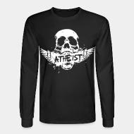 Long-sleeves crewneck Atheist